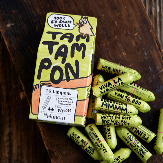 TamTampons piccolo