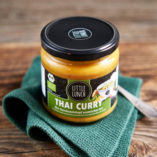 Thai Curry (Bio)