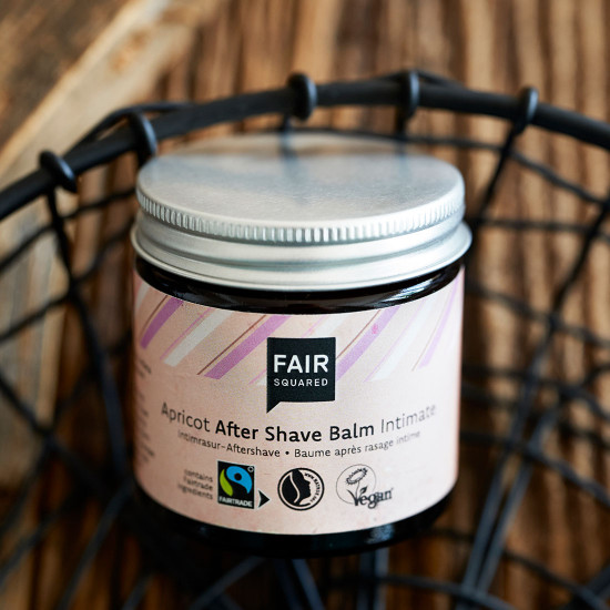 After Shave Balm Intimate Apricot